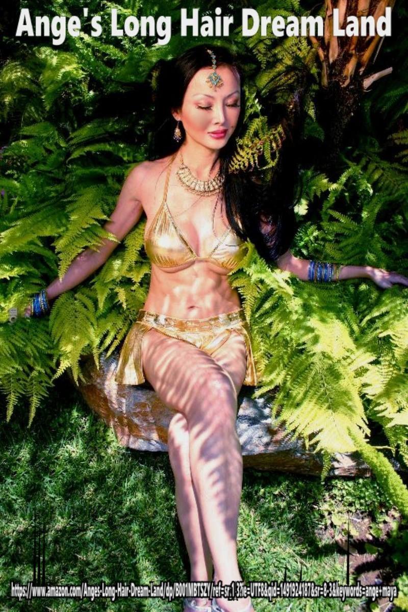 Ange Maya Nude Photos 92