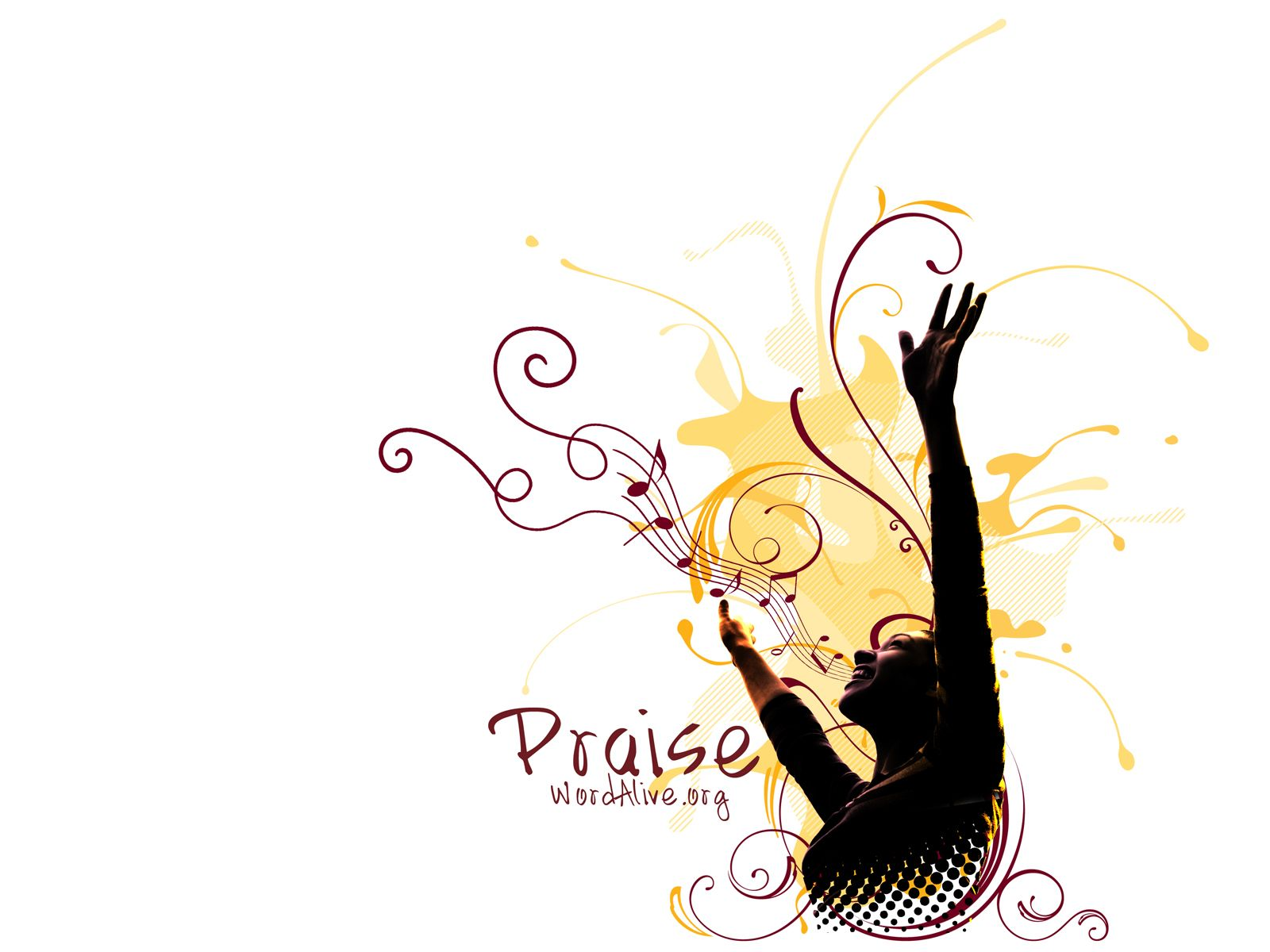 women worshiping the lord christian graphic praise Christian Youth Group Youth Religious