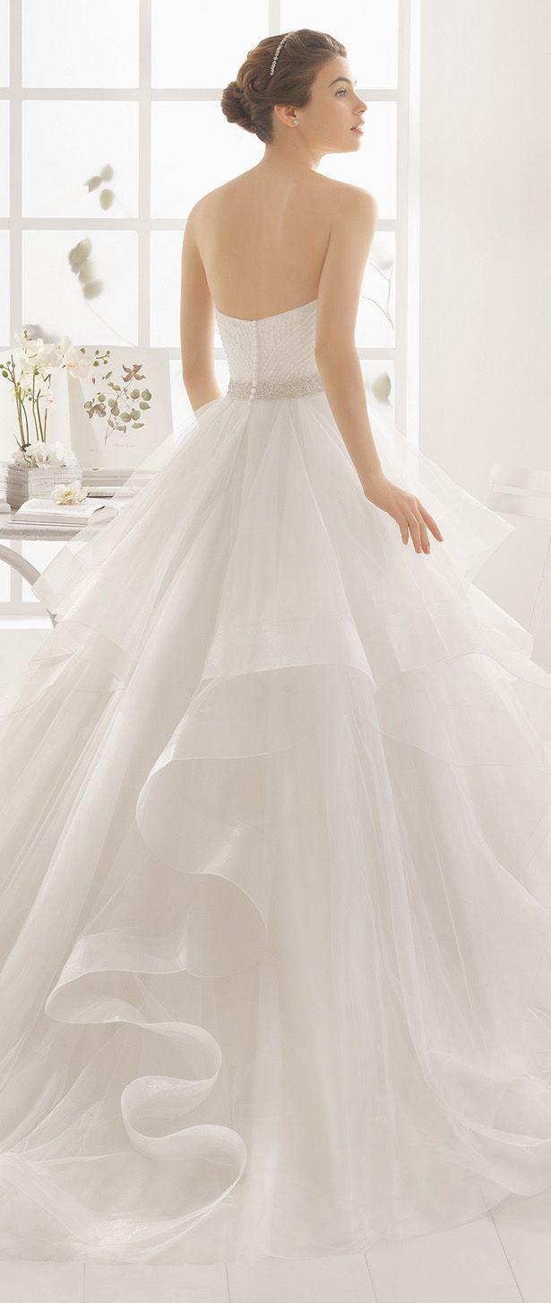 Aire Barcelona 2016 Bridal Collection - Part 1 | Wedding Dresses ...