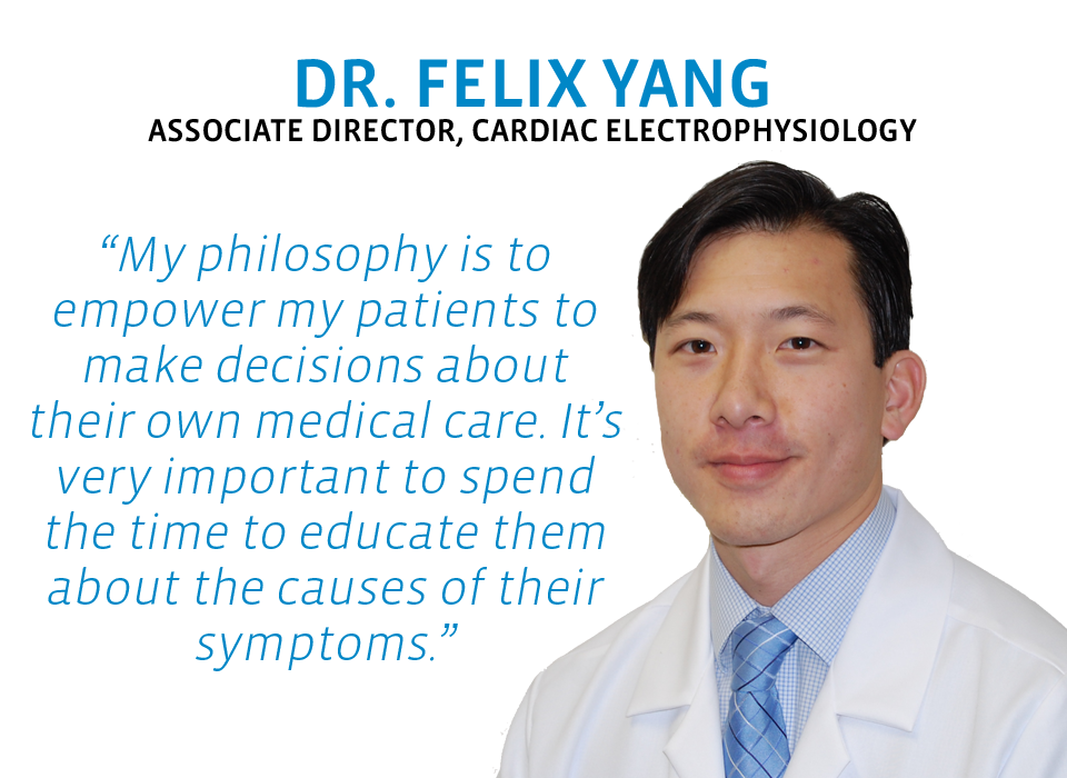 Felix Yang, MD, Associate Director, Cardiac