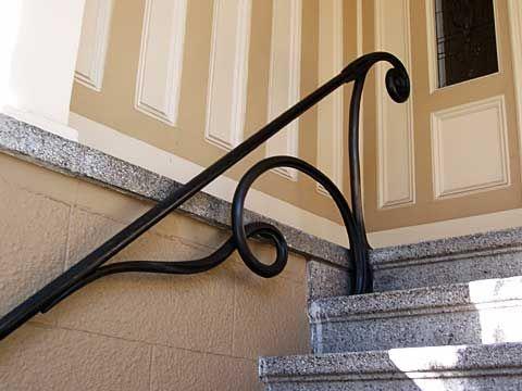 Best Bronze Stair Railing Stair Railing Railing Stairs 400 x 300
