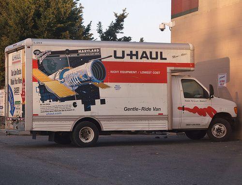 U Haul 17ft Truck Trucks For Sale Recreational Vehicles Trucks