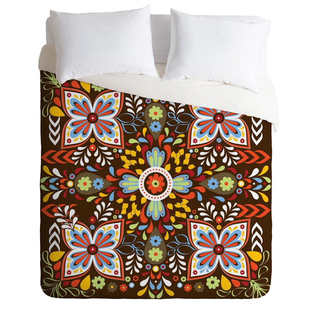 Khristian A Howell Wanderlust Duvet Cover | DENY Designs Home Accessories