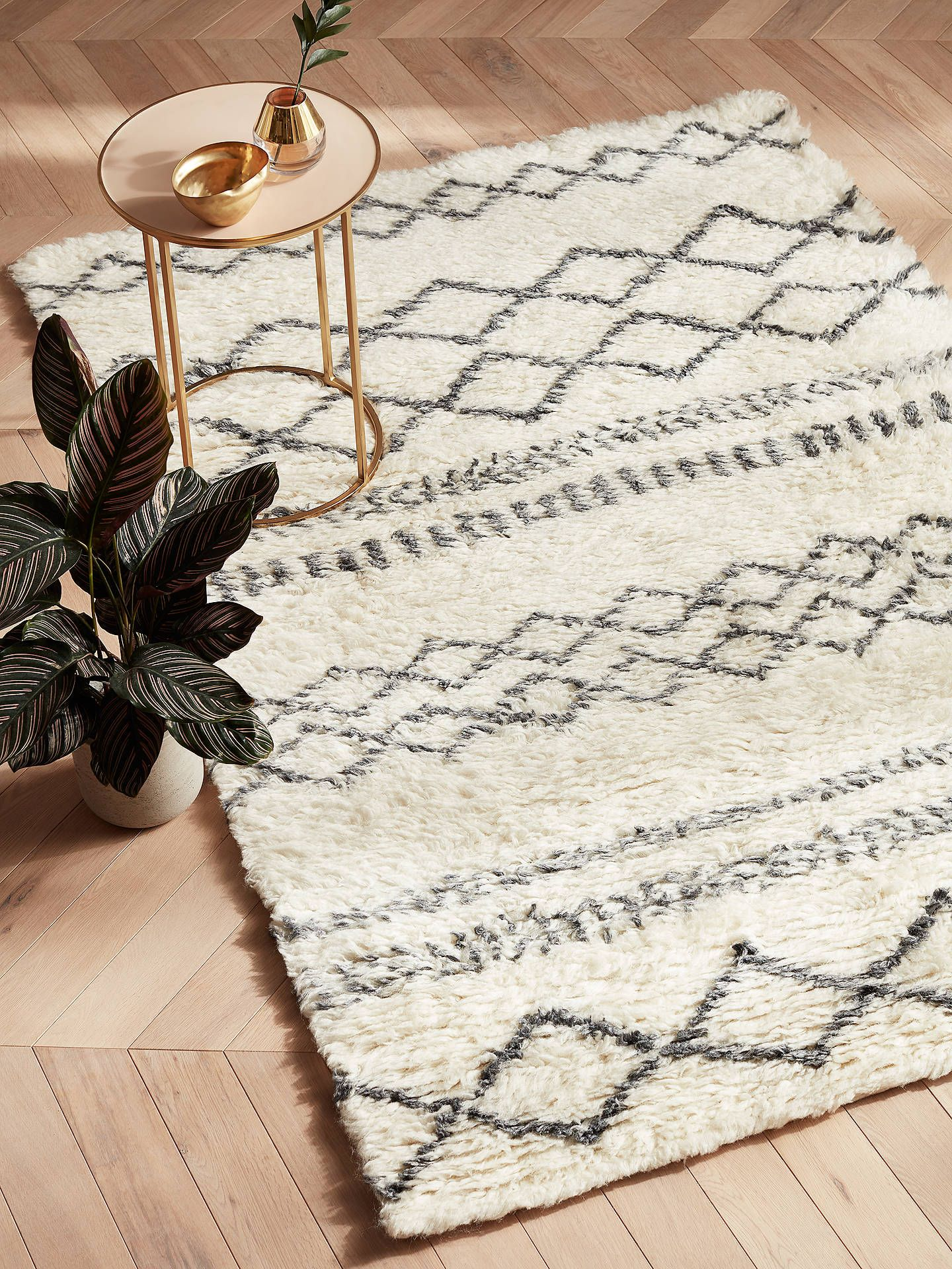 John Lewis Partners Atlas Berber Rug In 2019 A Place To