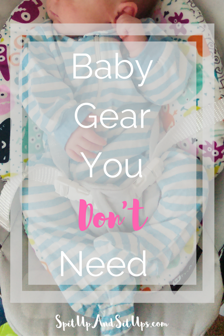 Baby Gear You Don't Need | New baby products, Before baby ...