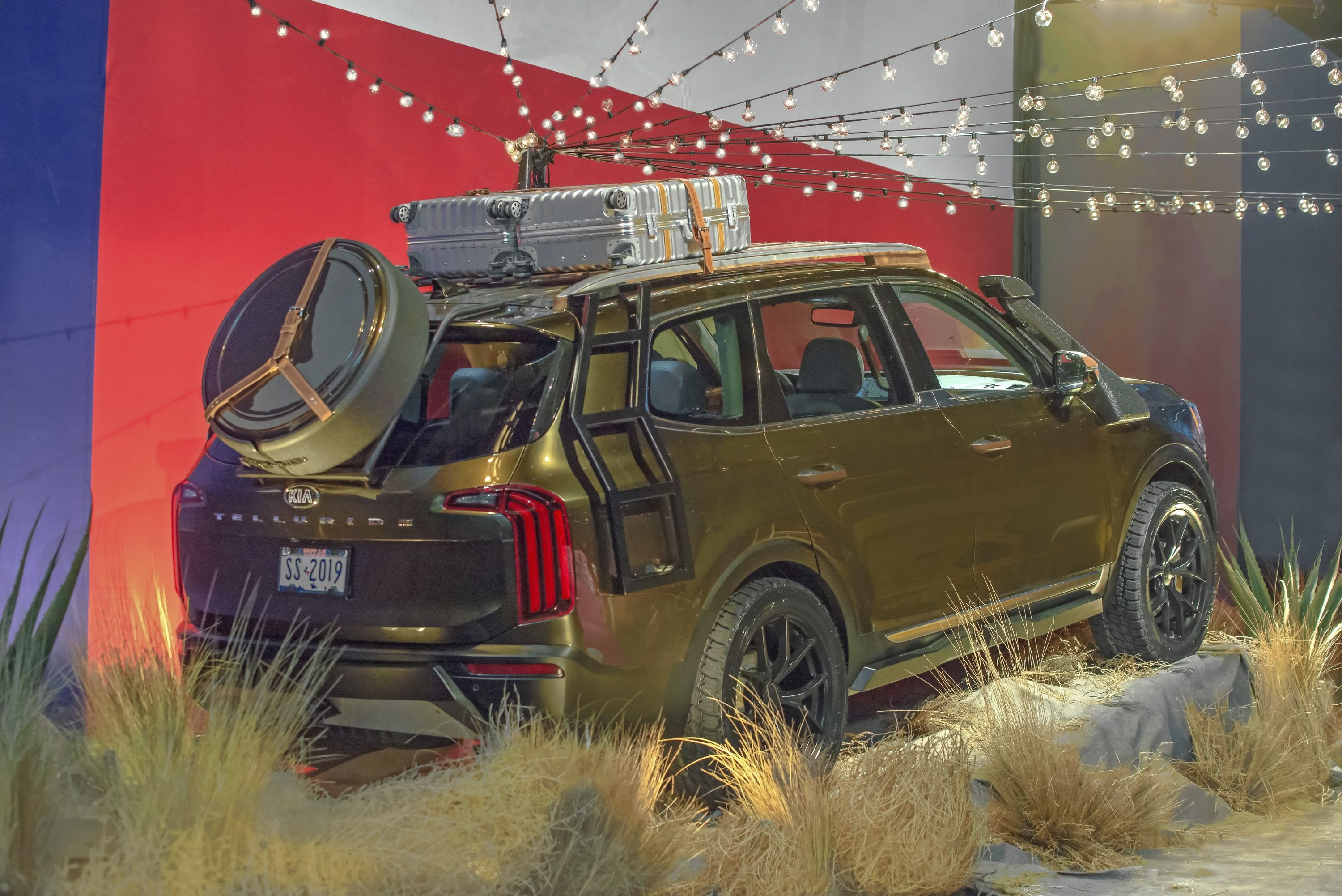 2020 Kia Telluride Exterior Review And Release Date News