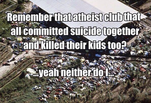 #atheistclub