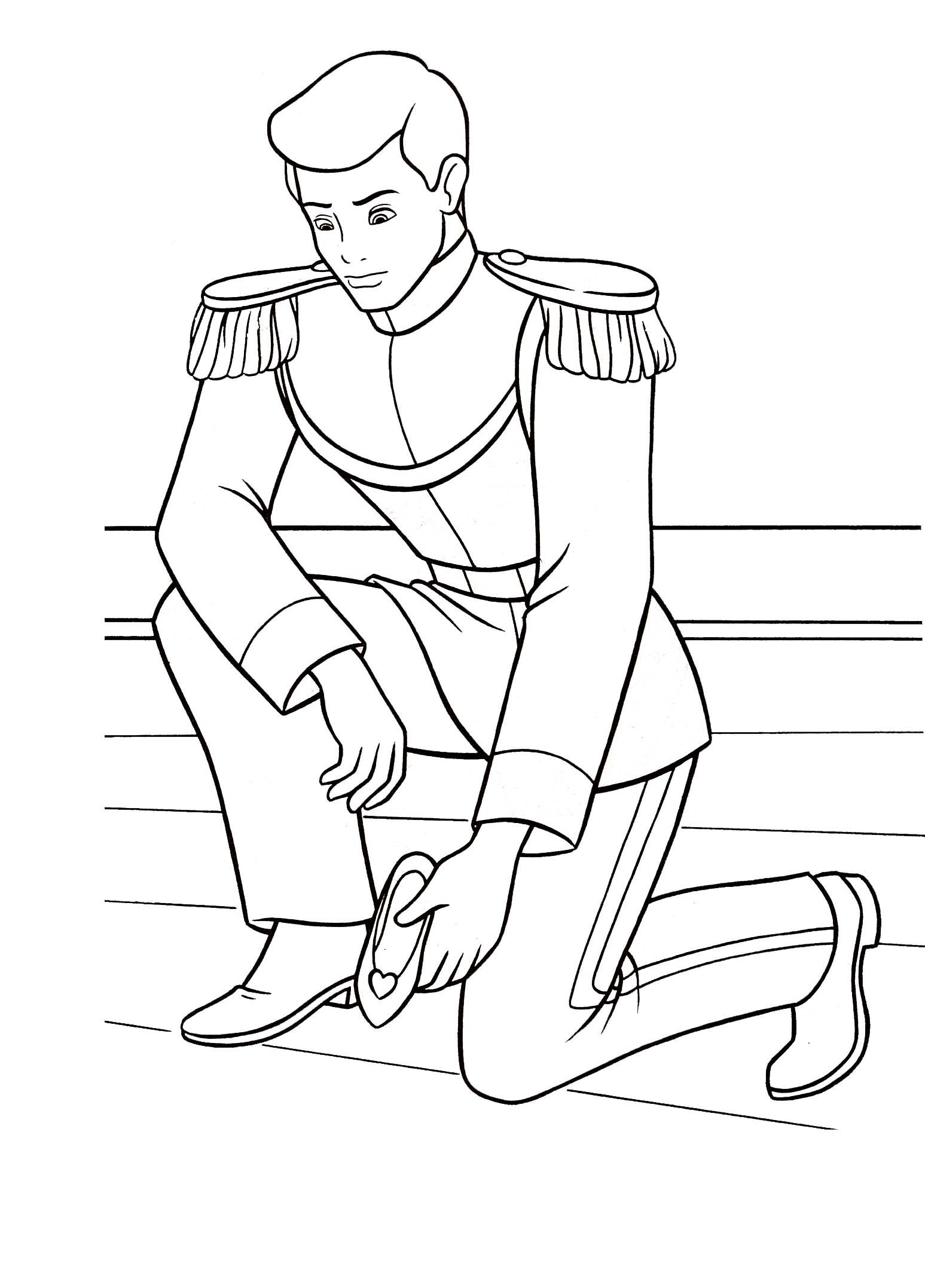 prince coloring pages # 0