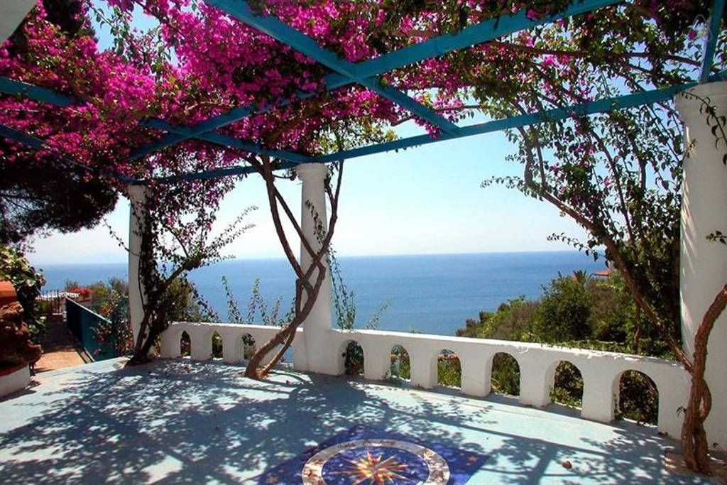 Check Out This Awesome Listing On Airbnb Villa Demetra In Amalfi