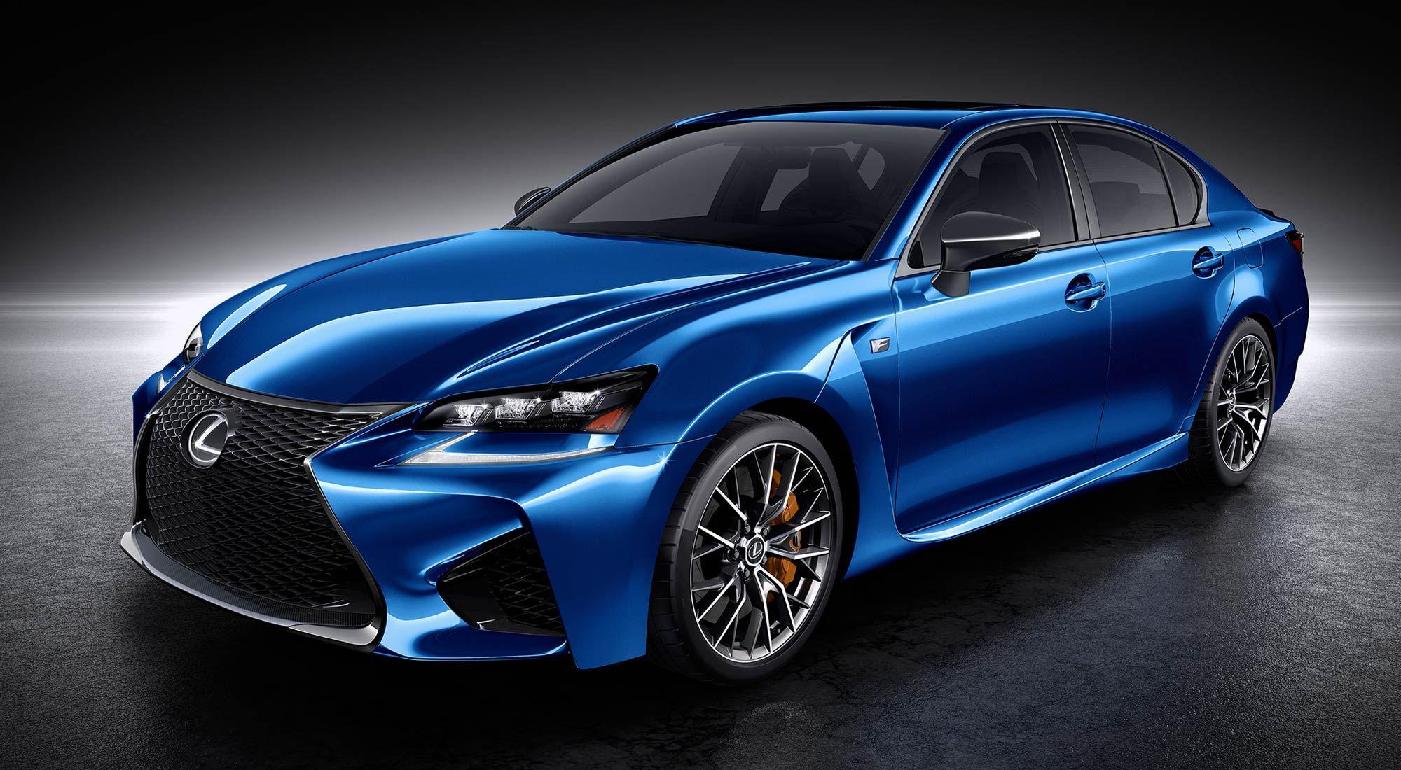 2020 Lexus Gs F Luxury Sedan With Images Lexus Cars Sports Sedan Lexus
