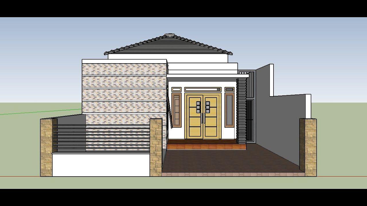 5+ Contoh Rumah Idaman Masa Kini Terbaru - Desain Dekorasi ...