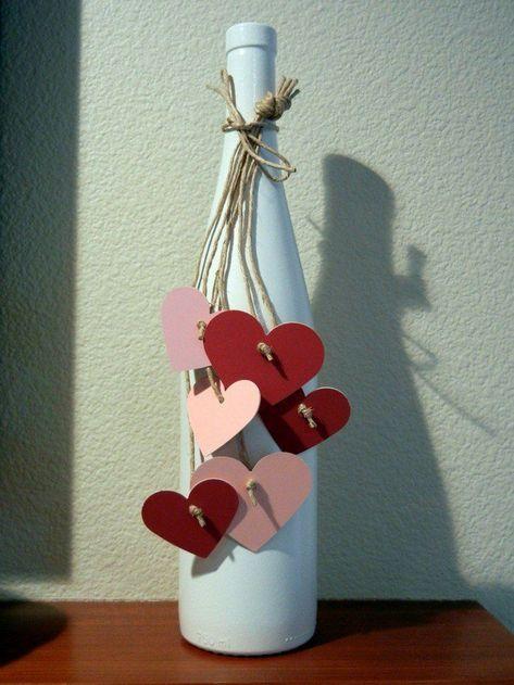 DIY Valentinstag - Geschenke und Deko selber zu basteln ist ein Zeichen von echter Liebe