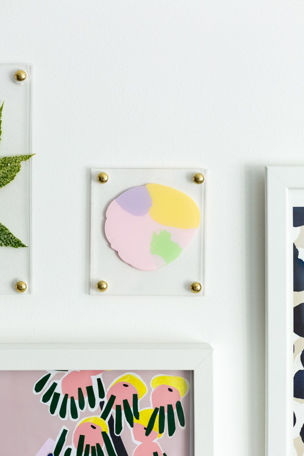 DIY No Drill Acrylic Picture Frames | Pinterest | Acrylic picture ...