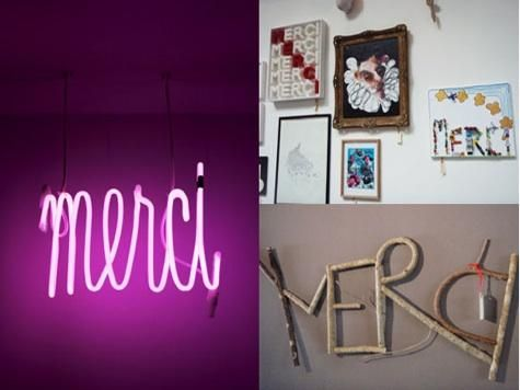 Retail concept store in Paris. Housed in a former factory, the store is called Merci and stocks furniture, fashion items, and other pieces for the home donated by designers. Customers can fill their own bottles with perfume from Annick Goutal, or have a coffee in the used-book café; all profits from the venture go to a children's charity in Madagascar. Merci is located at 111 Boulevard Beaumarchais, Paris 75003.