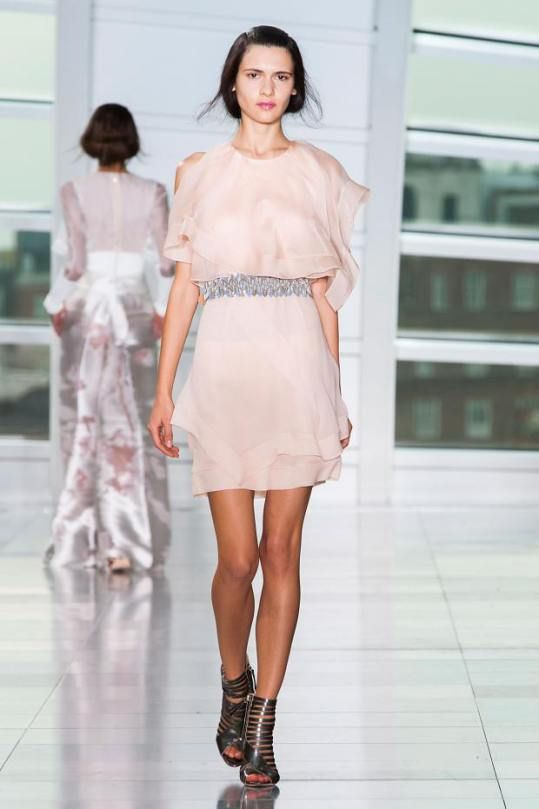 ANTONIO BERARDI SPRING/SUMMER 2015 – LONDON FASHION WEEK
