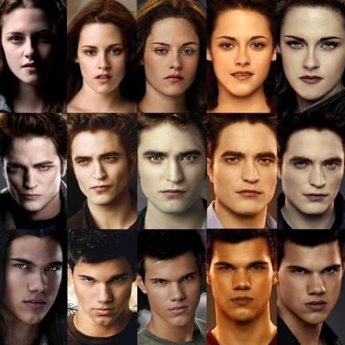 twilight breaking dawn evolution movies and more
