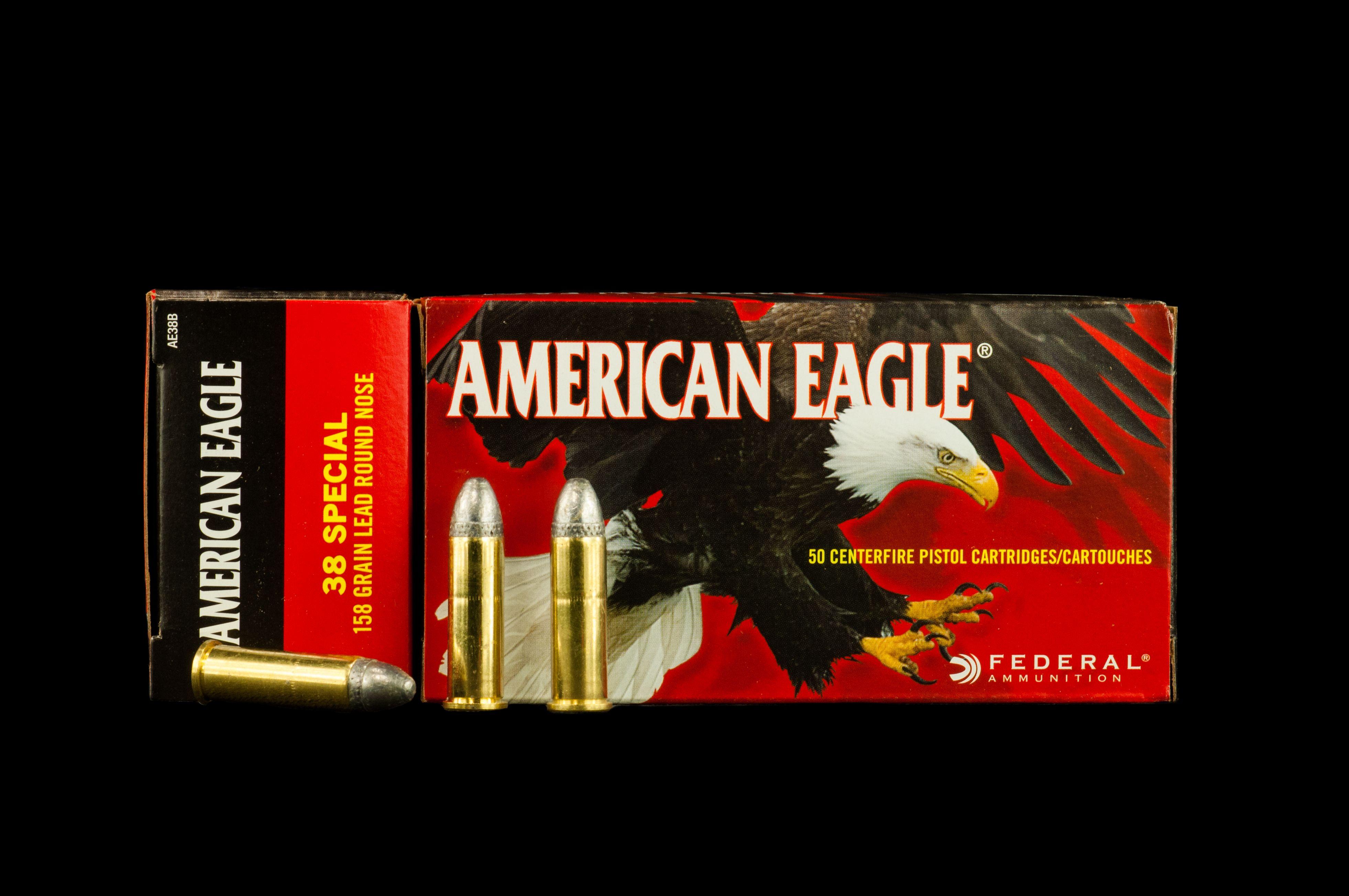 American Eagle .38SPL LRN American eagle, Eagle, American