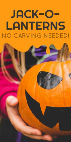 No carve jackolanterns!!! Halloween jokes, Halloween