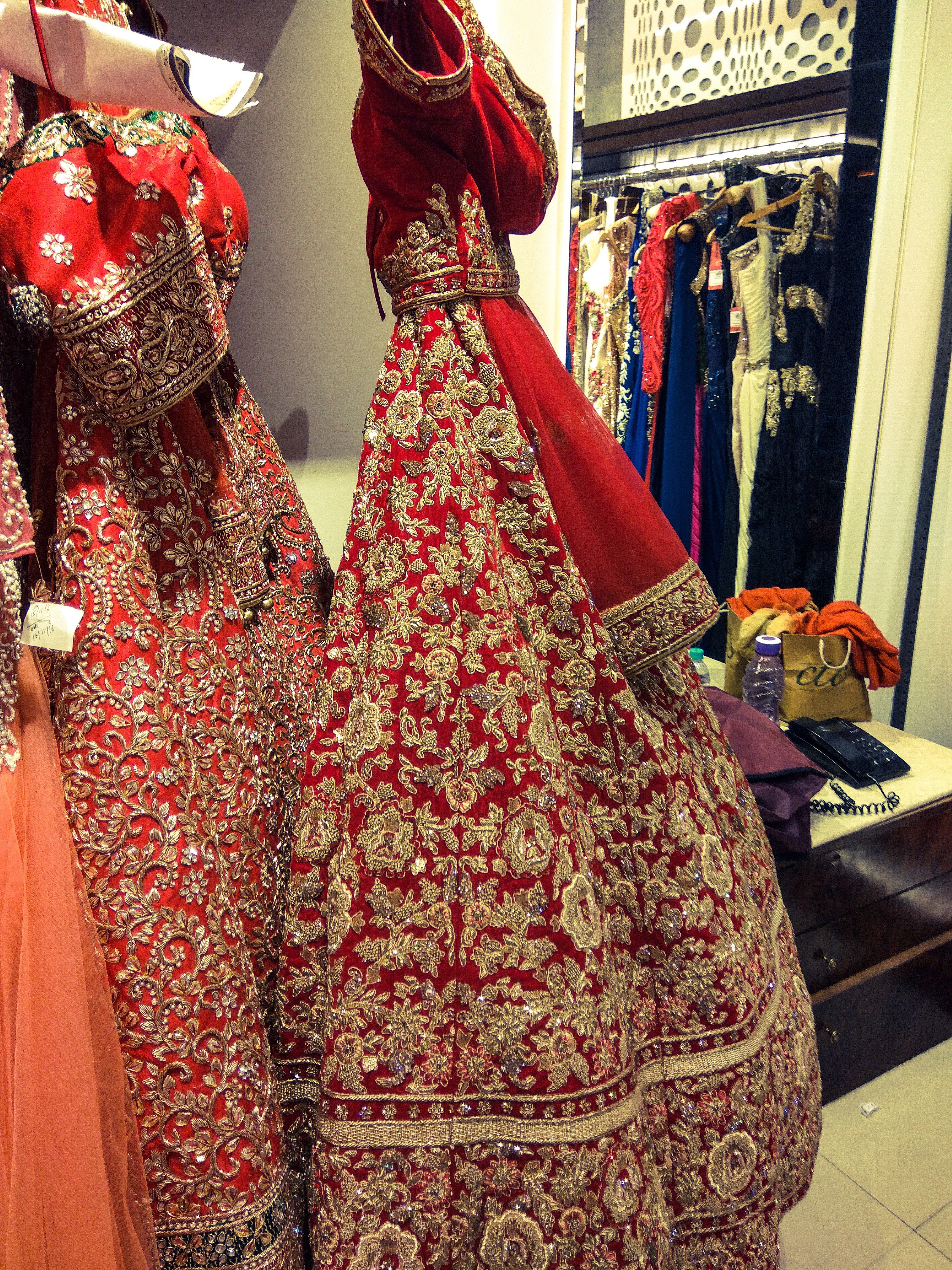community post 16 international brands that got a desi makeover we a classic red bridal lehenga will never go out of style check out the review