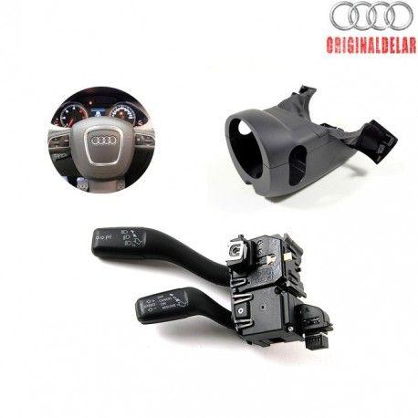 Saknar din Audi farthållare? Detta kit innehåller allt du behöver för att installera det i din bil! Besök www.eftermontera.se för mer info!