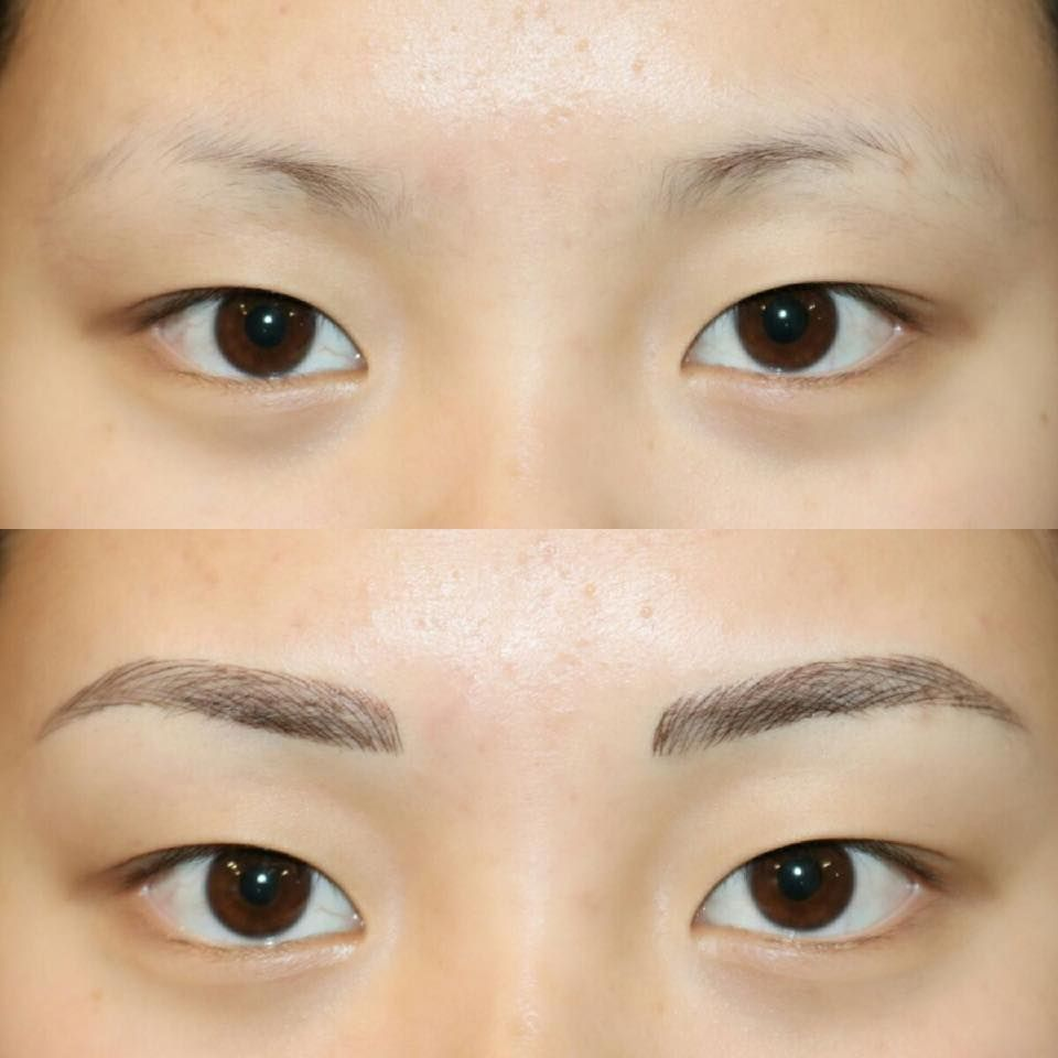 Why I regret tattooing my eyebrows - Kidspot