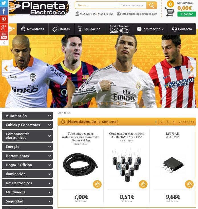 #planetaelectronico#aficion #futbol #seguidores #receptordesatelite #qviart   www.planetaelectronico.com