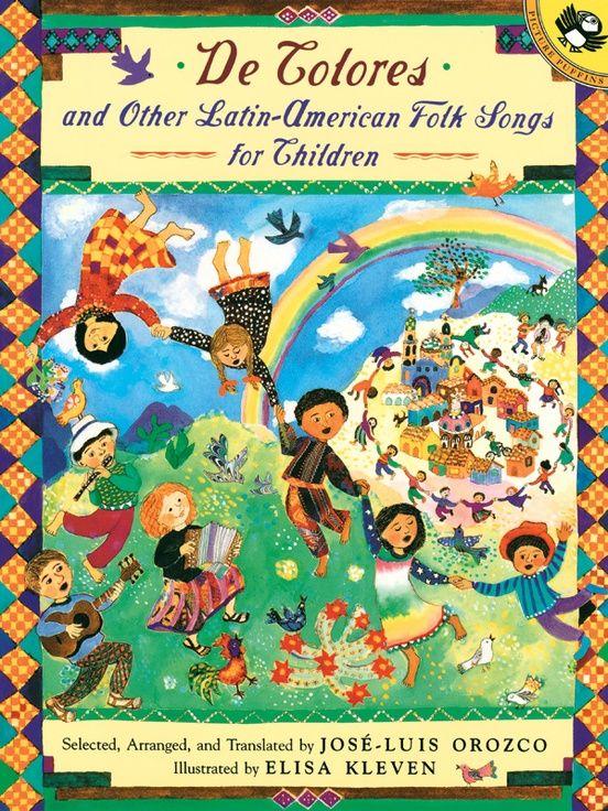 De Colores American folk songs, Folk song, American songs