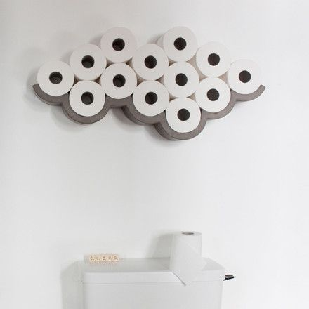 AuBergewohnlich Lyon Beton   Cloud Toilettenpapierhalter   Ambientebild