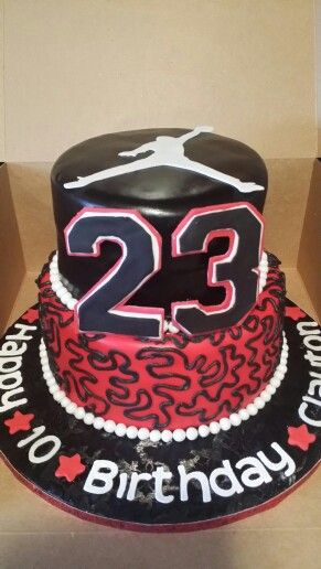 Michael Jordan cake cakes Pinterest Michael jordan cake Cake