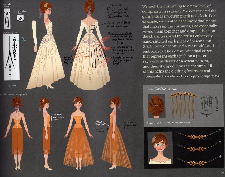 29++ Anna frozen 2 dress ideas ideas in 2021