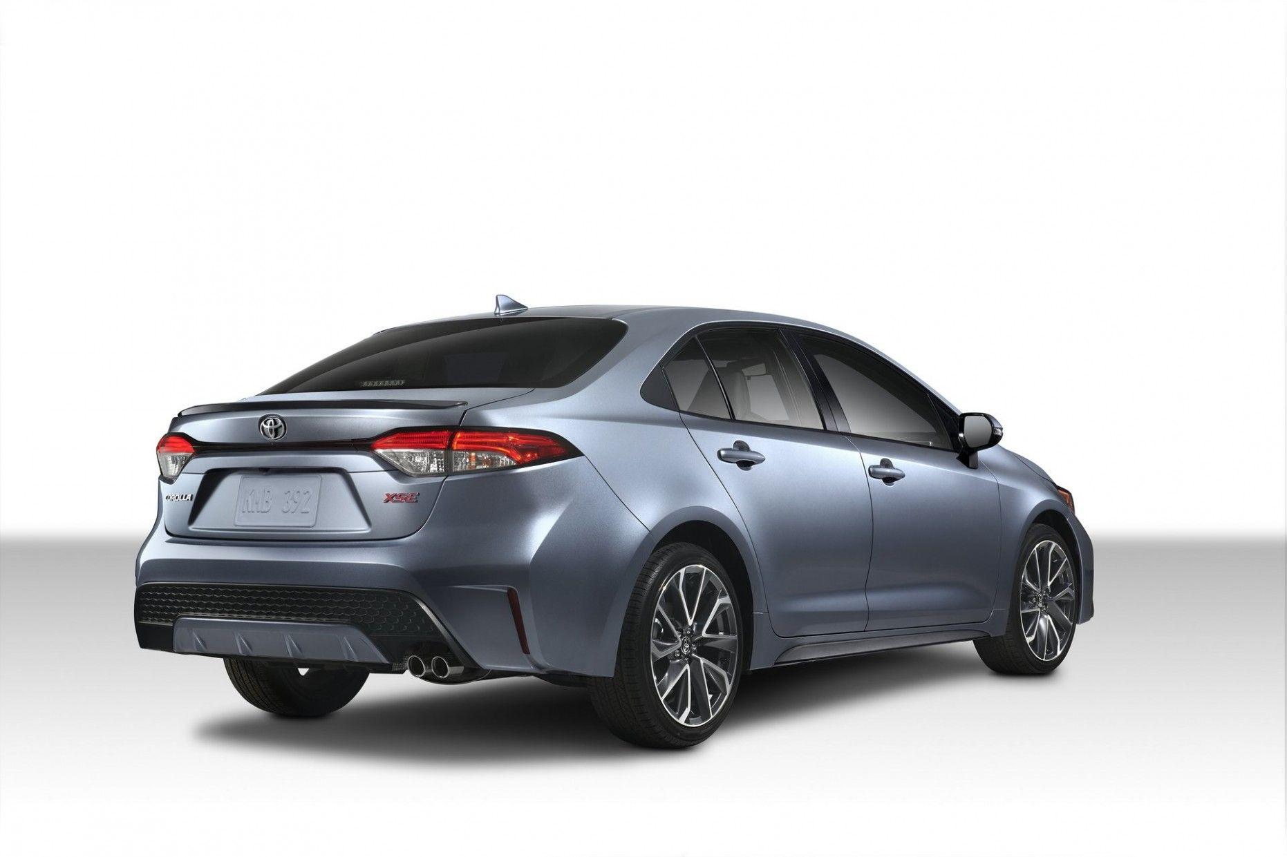 Toyota New Car 2020 Specs Toyota New Car Toyota Corolla Car