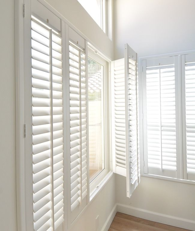 Smith and noble plantation shutters window treatments for Noble windows