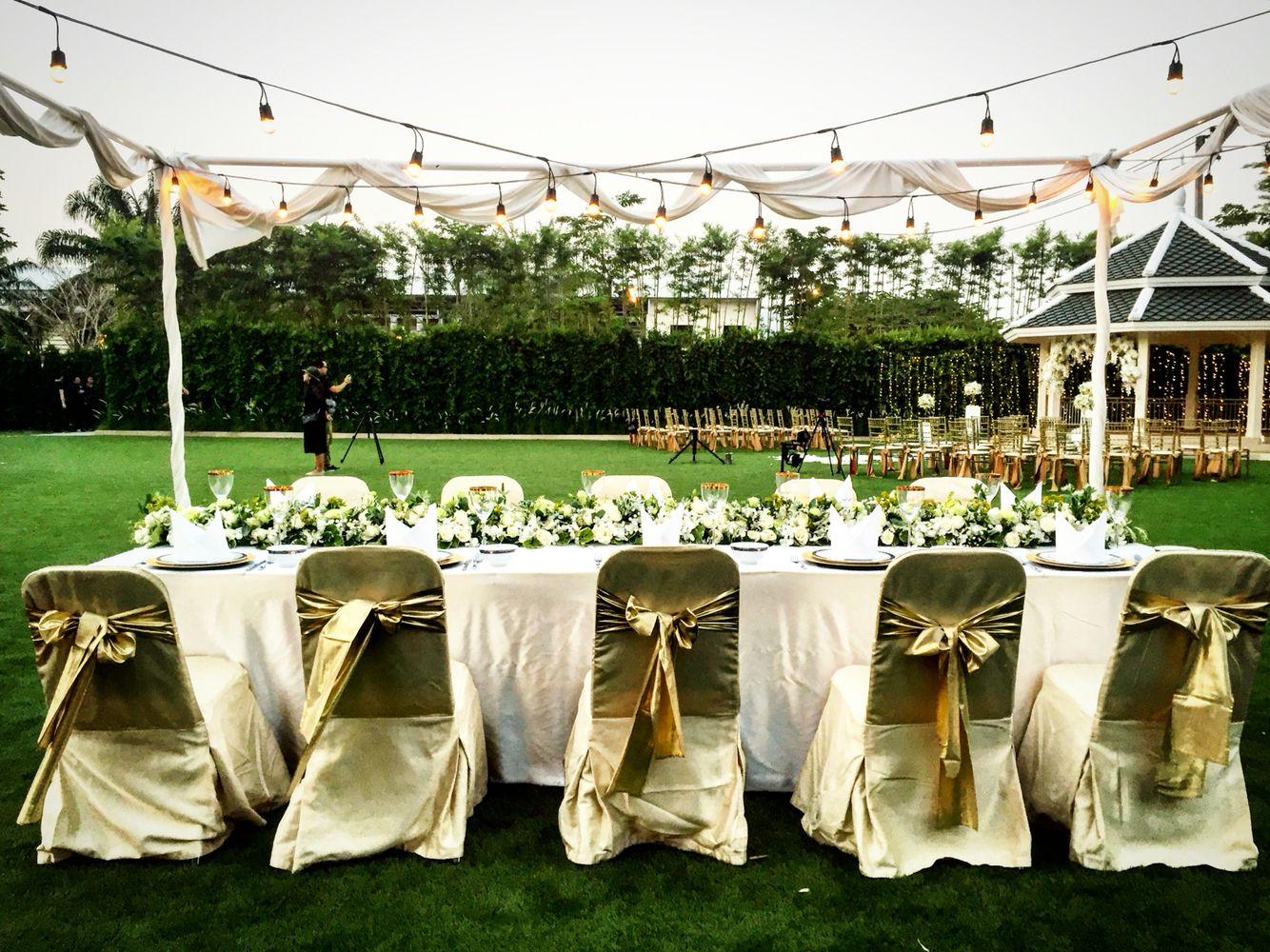 Buddy Garden Wedding Showcase ,Buddy Oriental Riverside. Decorations ...