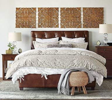 Mackenna Paisley Percale Duvet Cover Amp Shams Taupe With