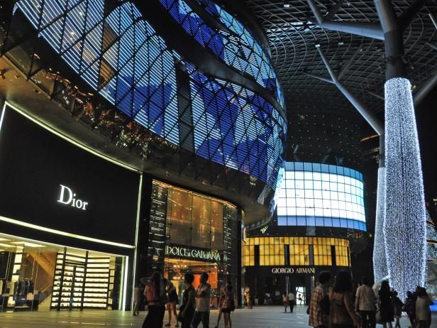 Top 10 Best Luxury Shopping Spots Shop Front Design Luxury Shopping