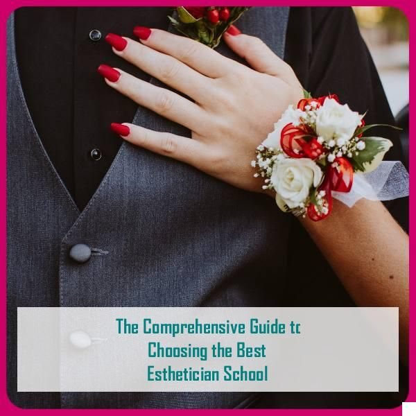 Skin Care Schools Near Me Become An Esthetician Pinterest Nail