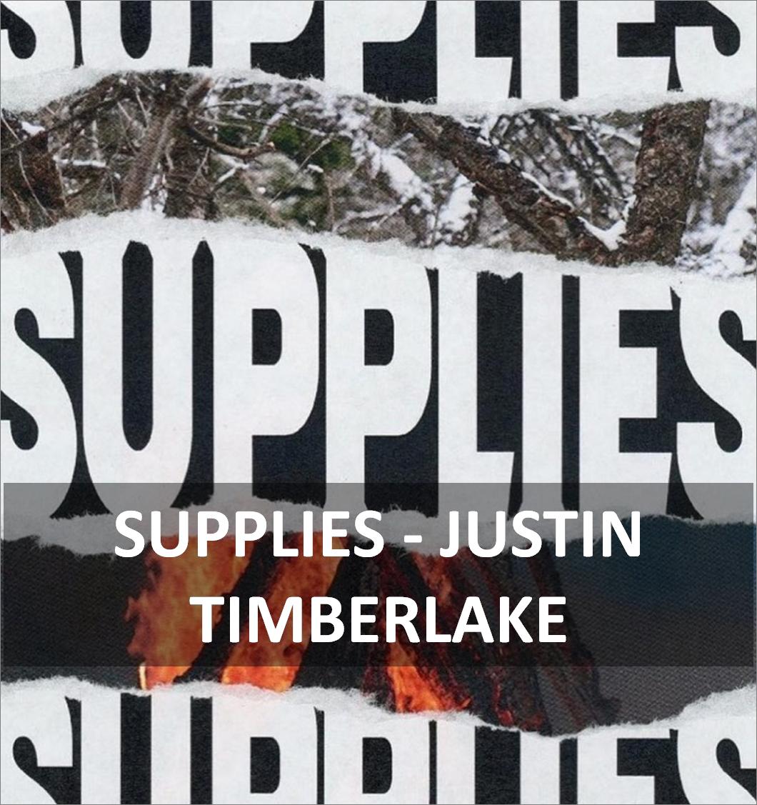 Supplies Guitar Chords Lyrics By Justin Timberlake Supplies