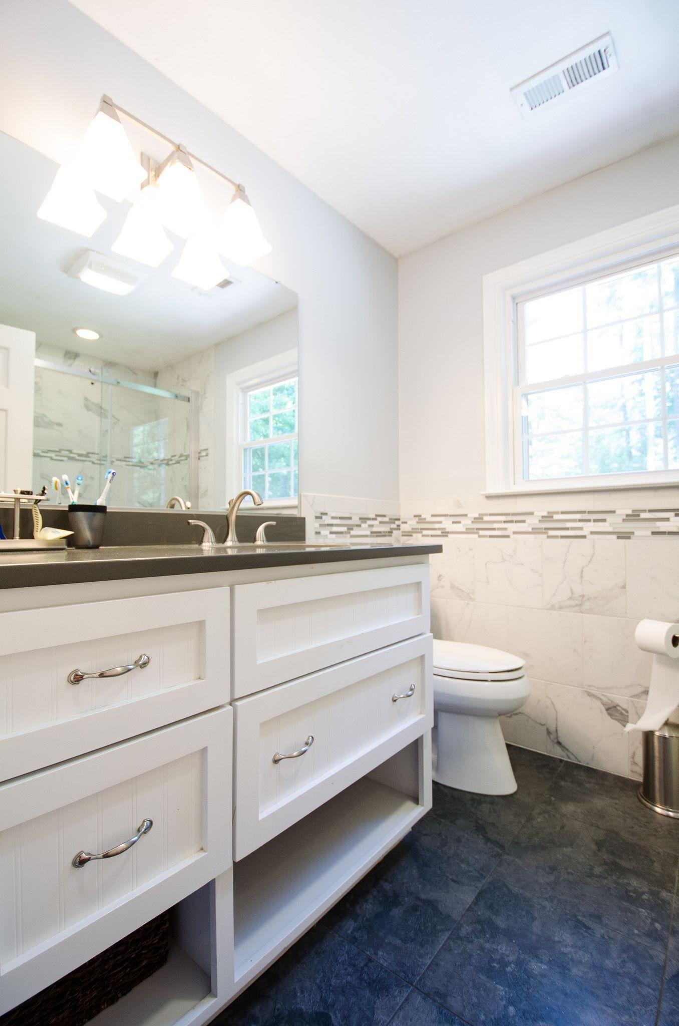 Remodel Bathroom Tile Walls ah107 - after-0060 | solid surface countertops