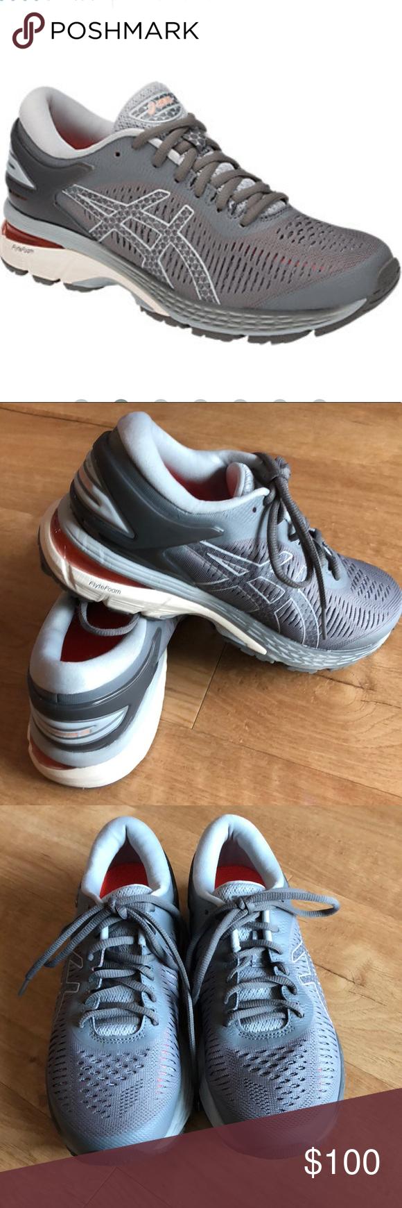 Asics Gel Kayano 25 Women S Running Shoe Euc Shoes Running Shoes Womens Running Shoes