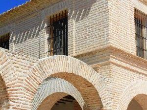 Casas con fachadas de ladrillo hecho a mano fachadas de for Fachadas de ladrillo rustico