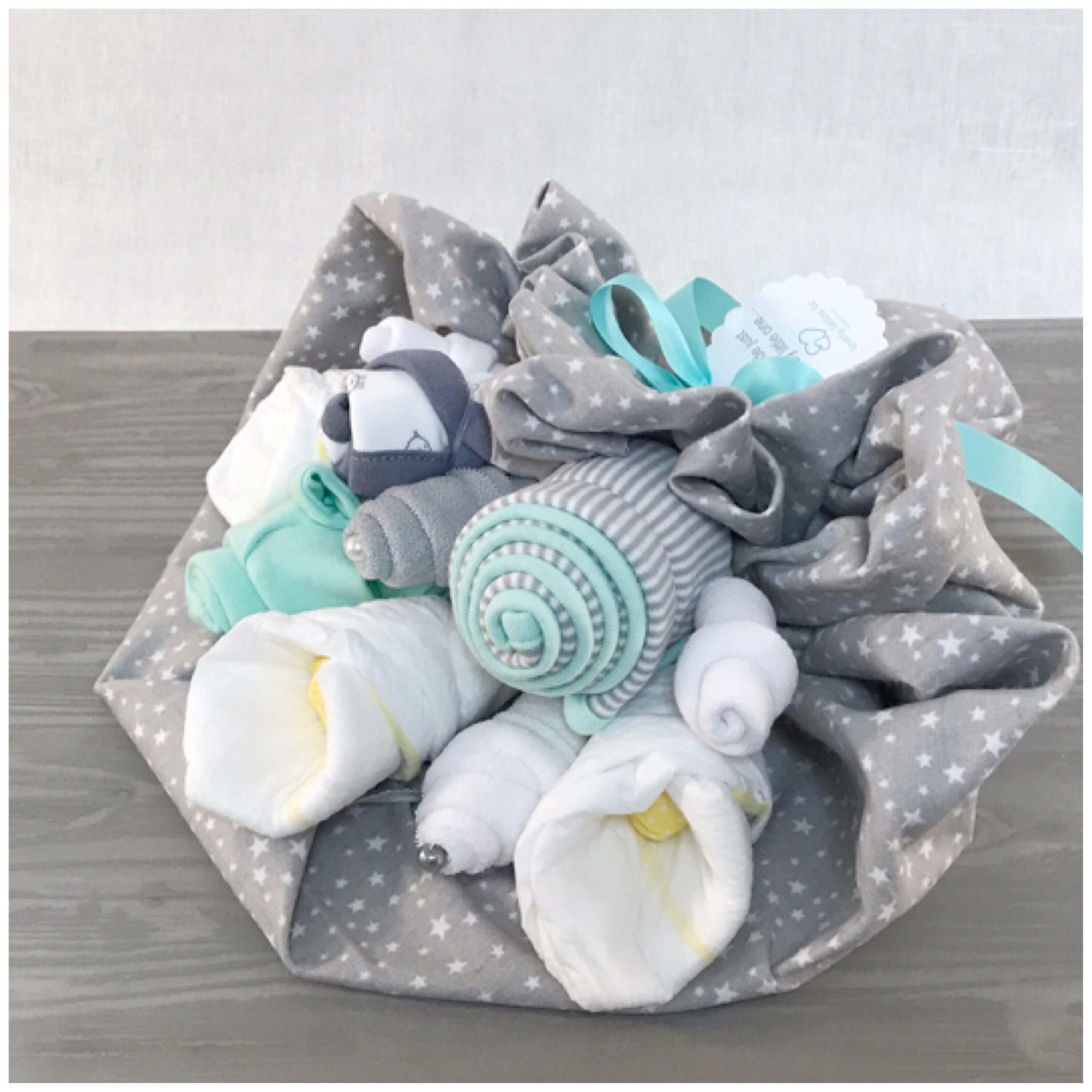 Gender Neutral Baby Gift Bouquet New Mom Gift 1st Mother S Day Gift Gender Gender Neutral Baby Shower Gifts Gender Neutral Baby Gifts Neutral Baby Gifts