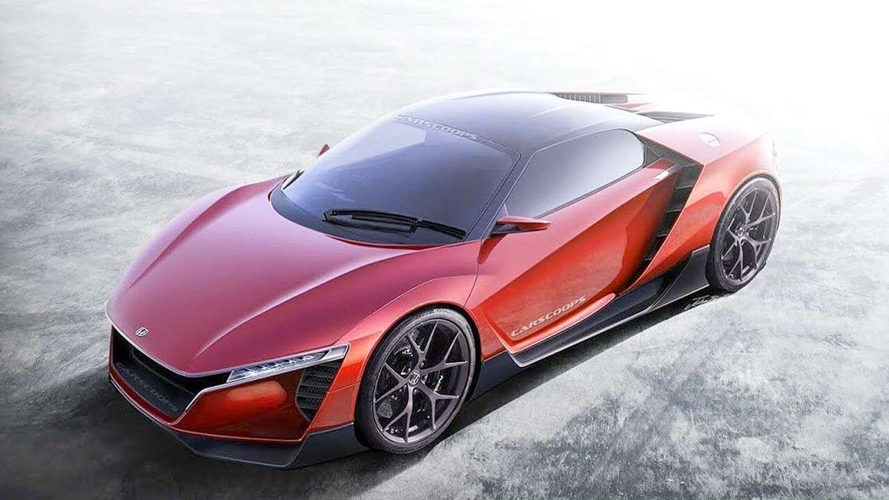 2020 Honda S2000and Spesification