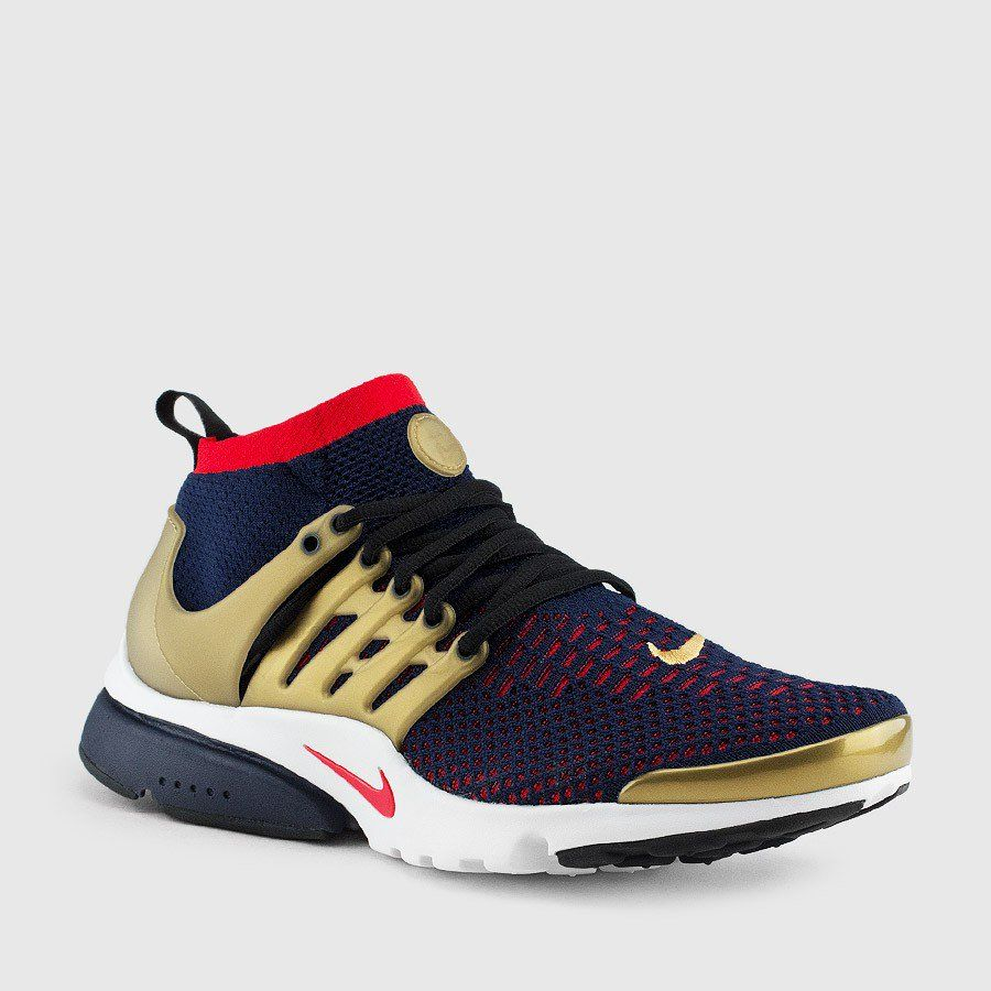 195ab4d67c0f Air Presto Flyknit Ultra Olympics USA style code   835570 406  colorway White Navy