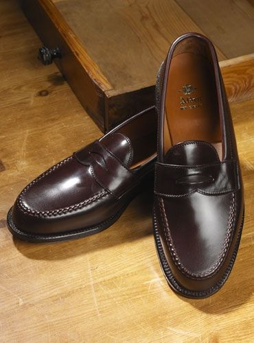 36fb481a2f0 The Alden Penny Loafer in Cordovan