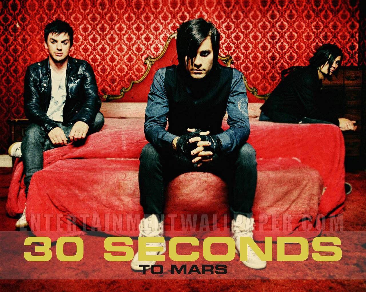 альбом 30 seconds to mars скачать