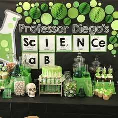 Diegos Science Laboratory  Mad Science Lab partyProfessor Diegos Science Laboratory  Mad Science Lab party