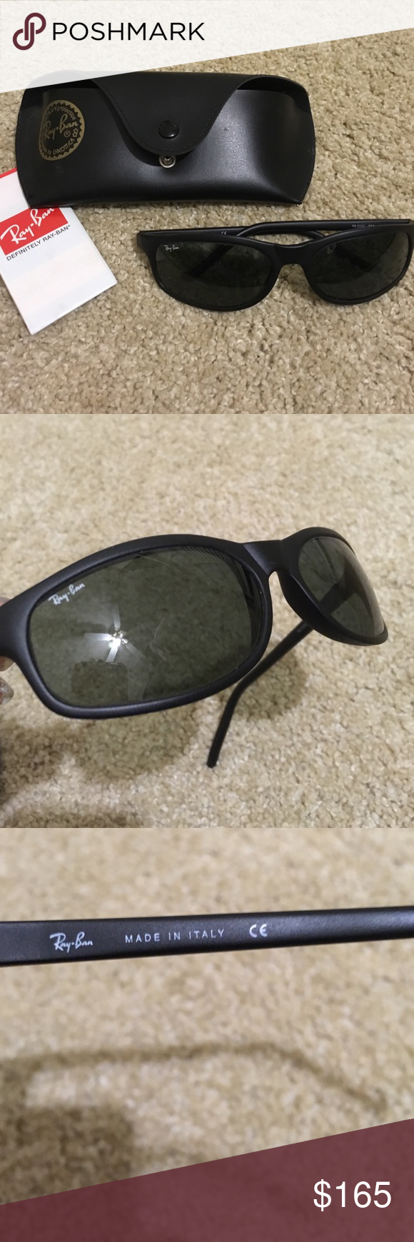 851a3953ce7 Old school predator ray bans Very good condition ray bans! Vintage! RB 2030  PS8