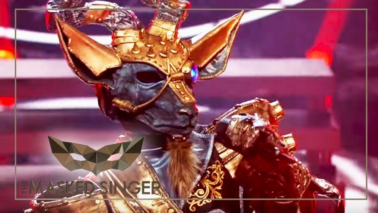 Der kudu masked singer
