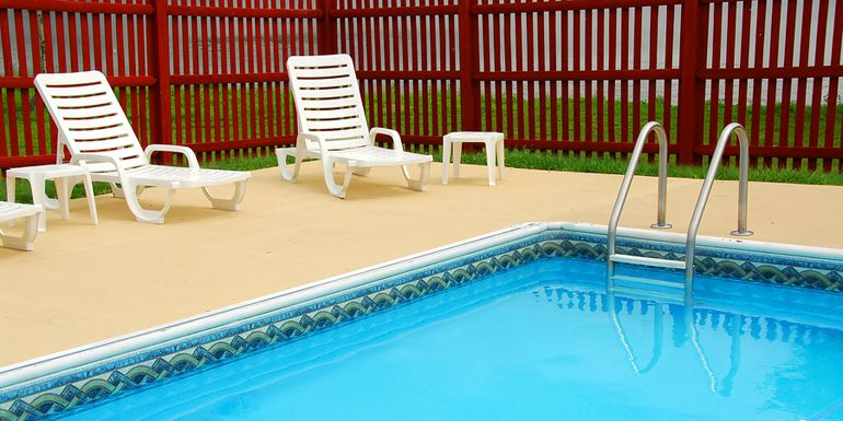pool safety fence canada