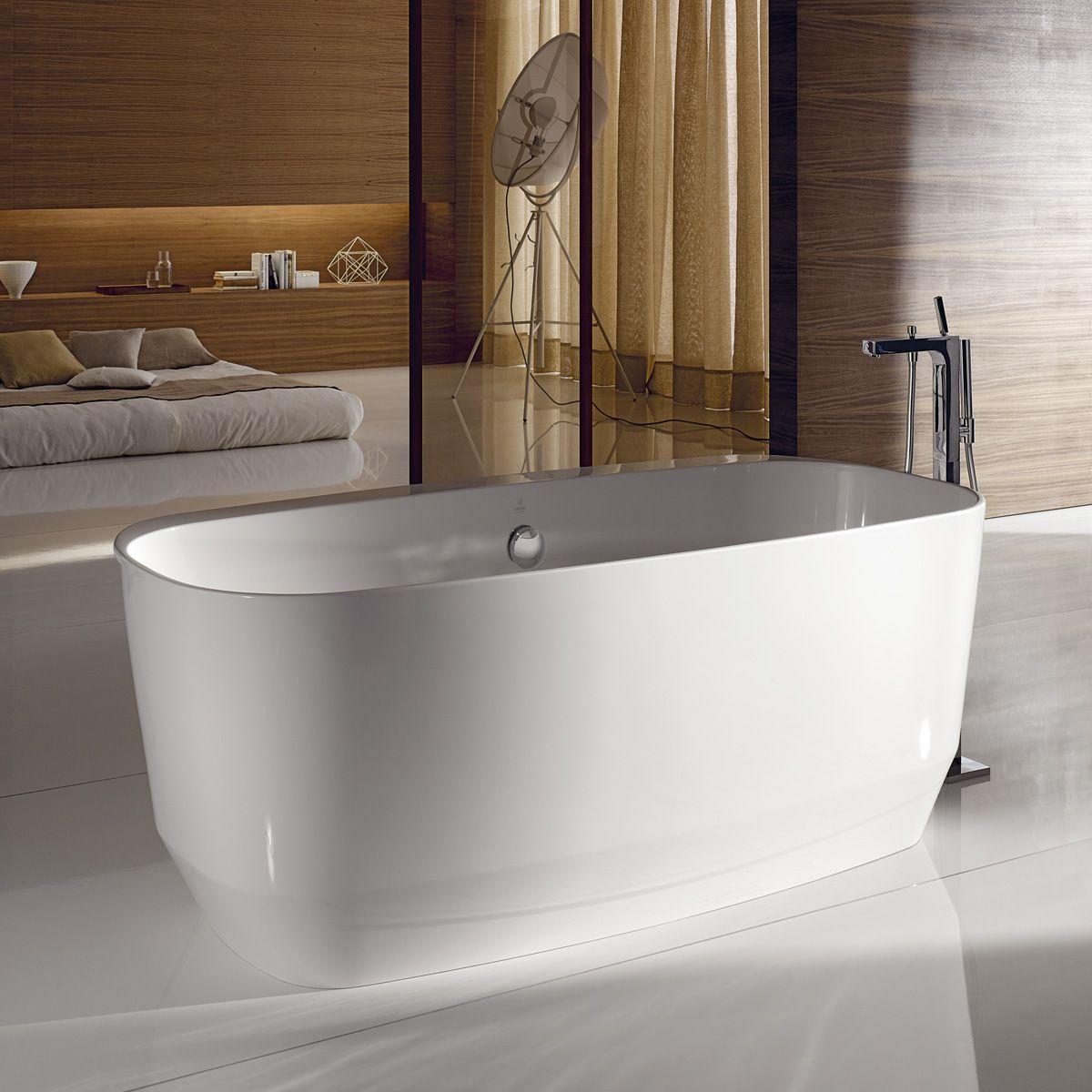freistehende badewanne keramag energiemakeovernop. Black Bedroom Furniture Sets. Home Design Ideas